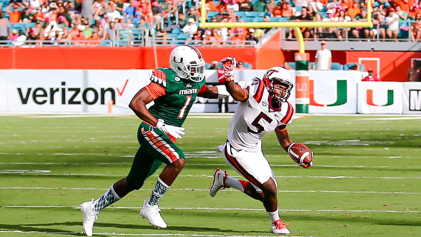 6c6ee4637e9 Steelers 2016 NFL Draft Selection Breakdown: Miami Cornerback Artie Burns