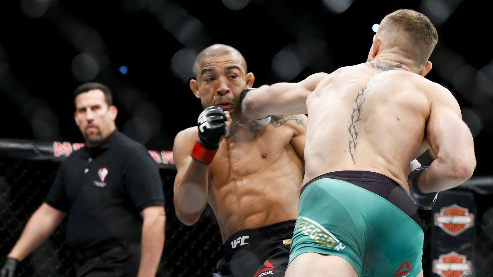 Fightweets: Let Conor McGregor chase two championships - MMA