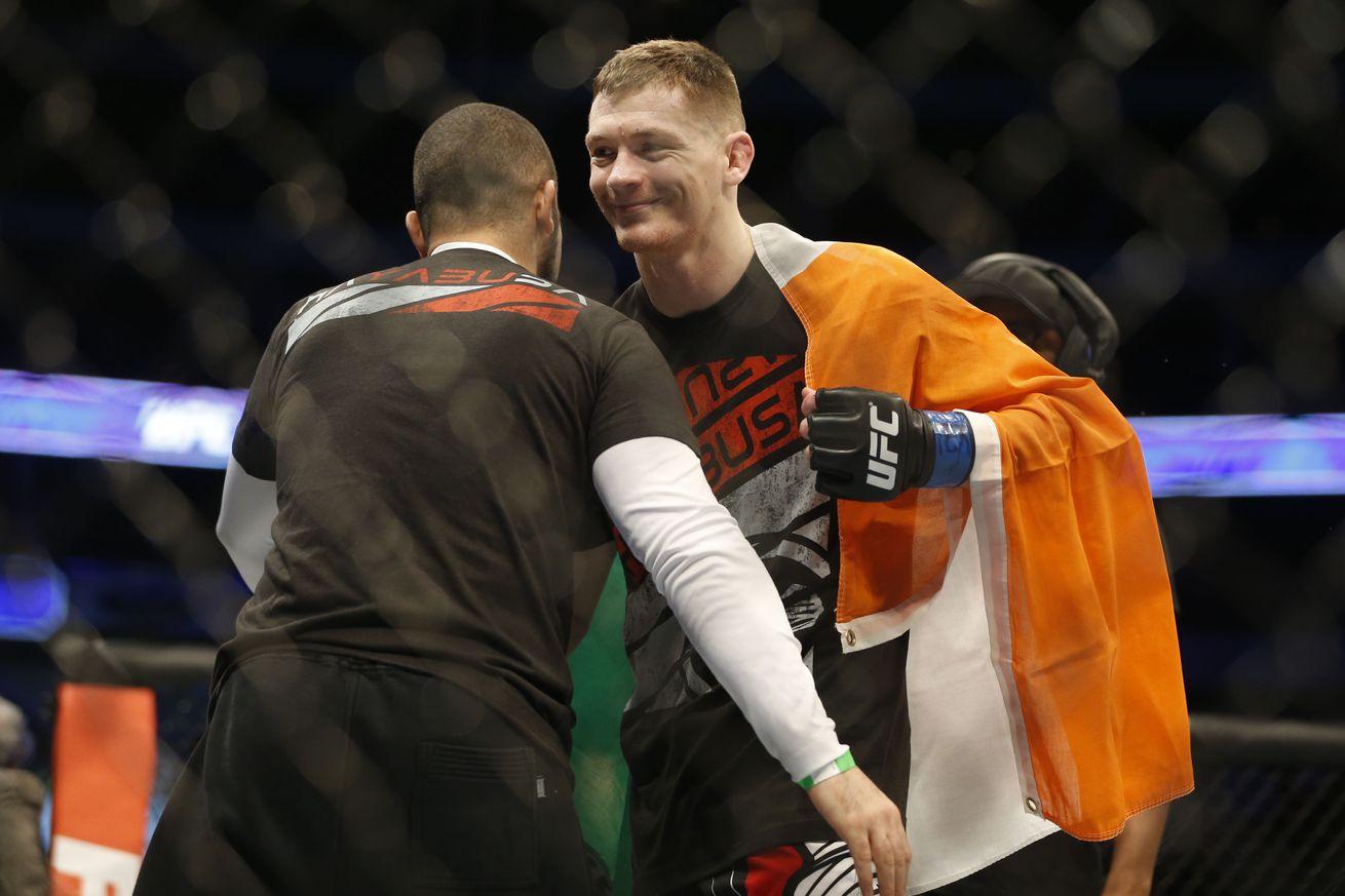 Joe Duffy vs. Mitch Clarke booked for UFC Fight Night 90