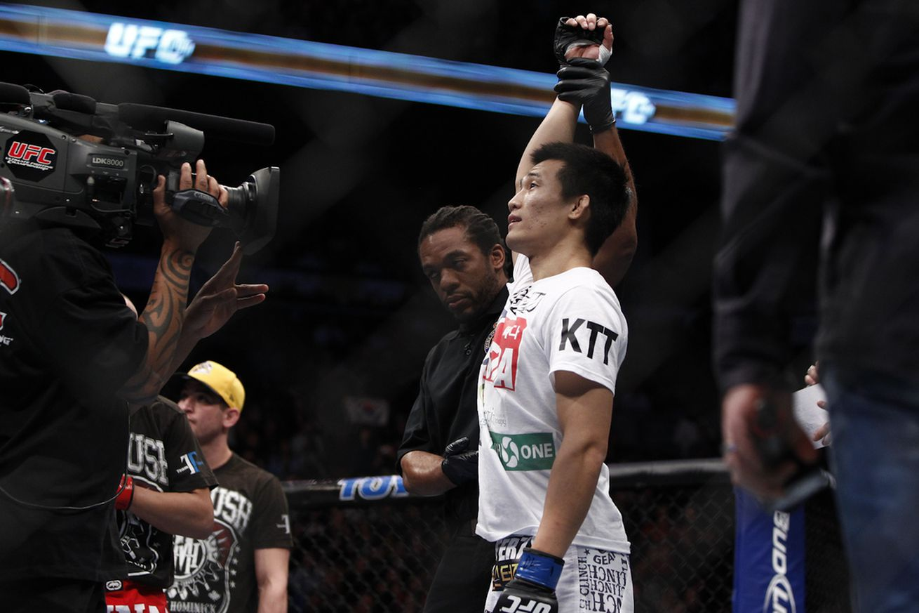 community news, With military service coming to an end, Chan Sung Jung focused on return to UFC