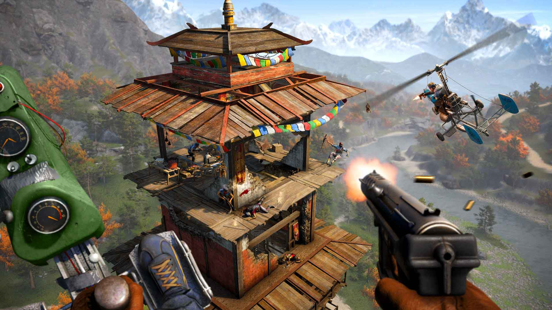 Review game Far Cry 4