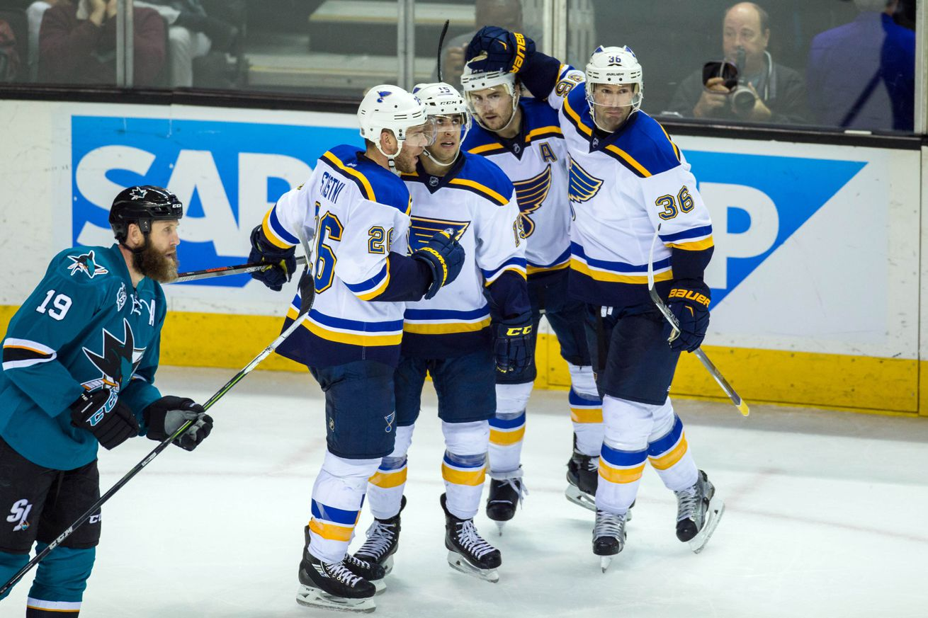 Blues and Sharks: Welcome to the Thunderdome - St. Louis ...