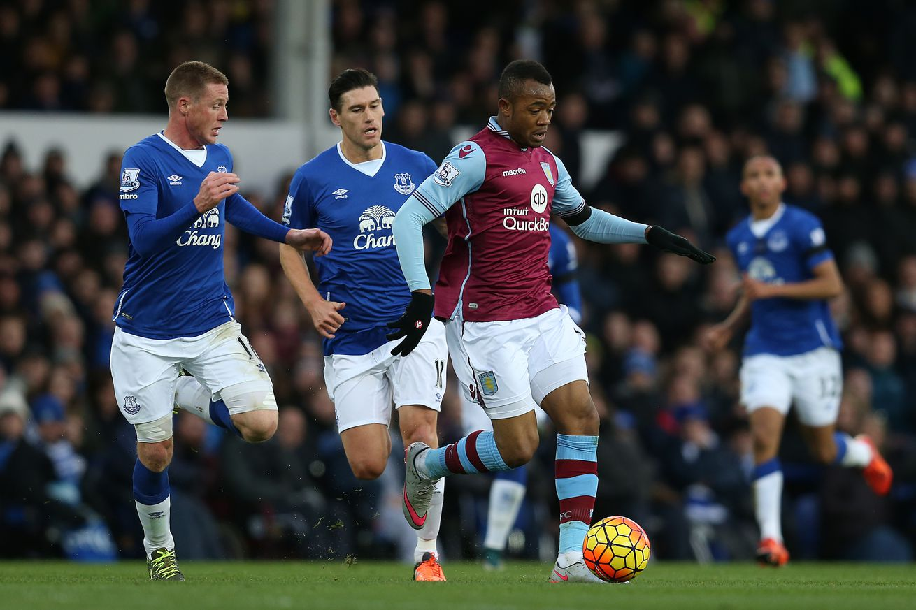 Aston Villa v Everton: Defiant Garde refuses to give up survival fight