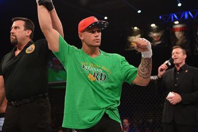 community news, Fight News | Brennan Ward drops opponents ... and F bombs