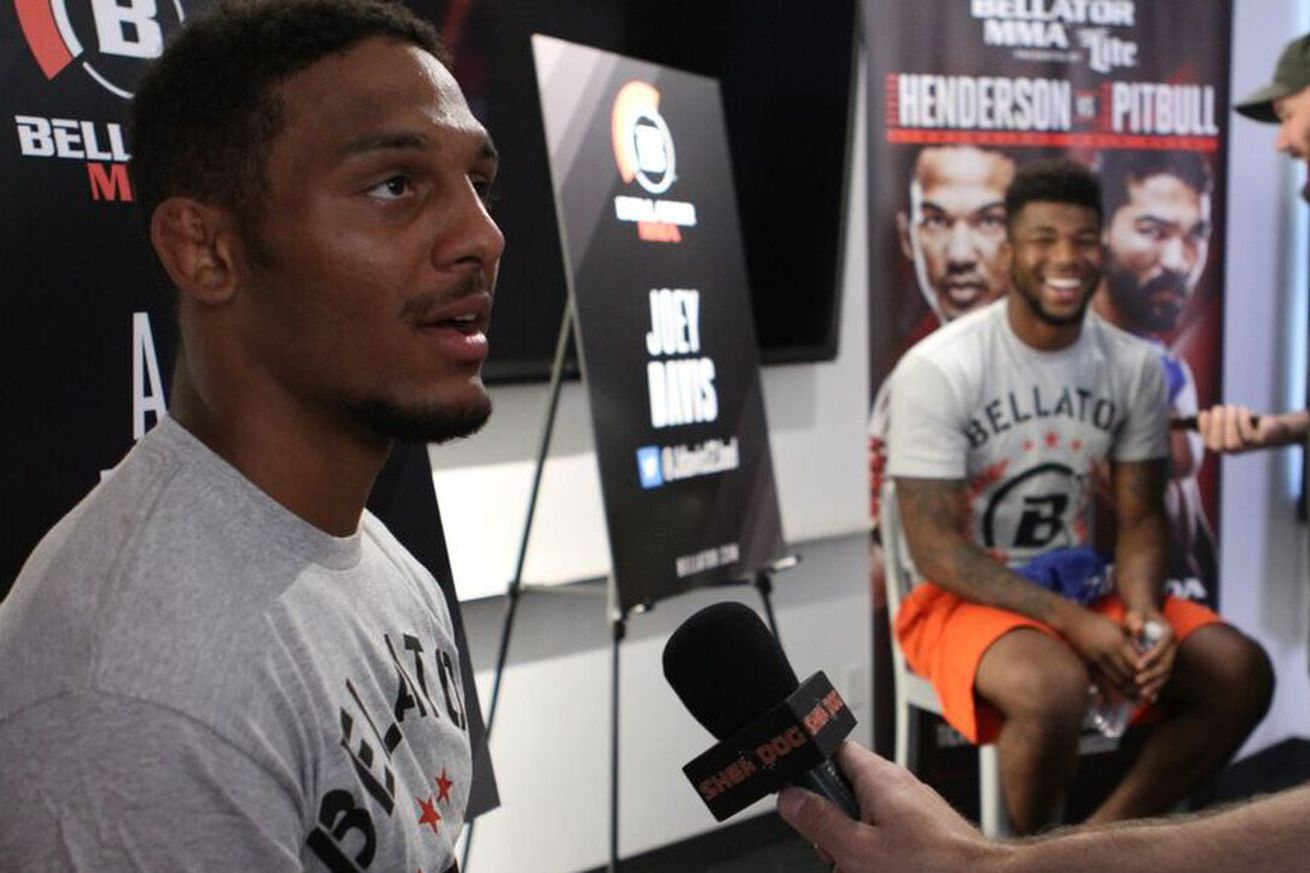 community news, A.J. McKee, Joey Davis take their fights from the streets of Compton to Bellator