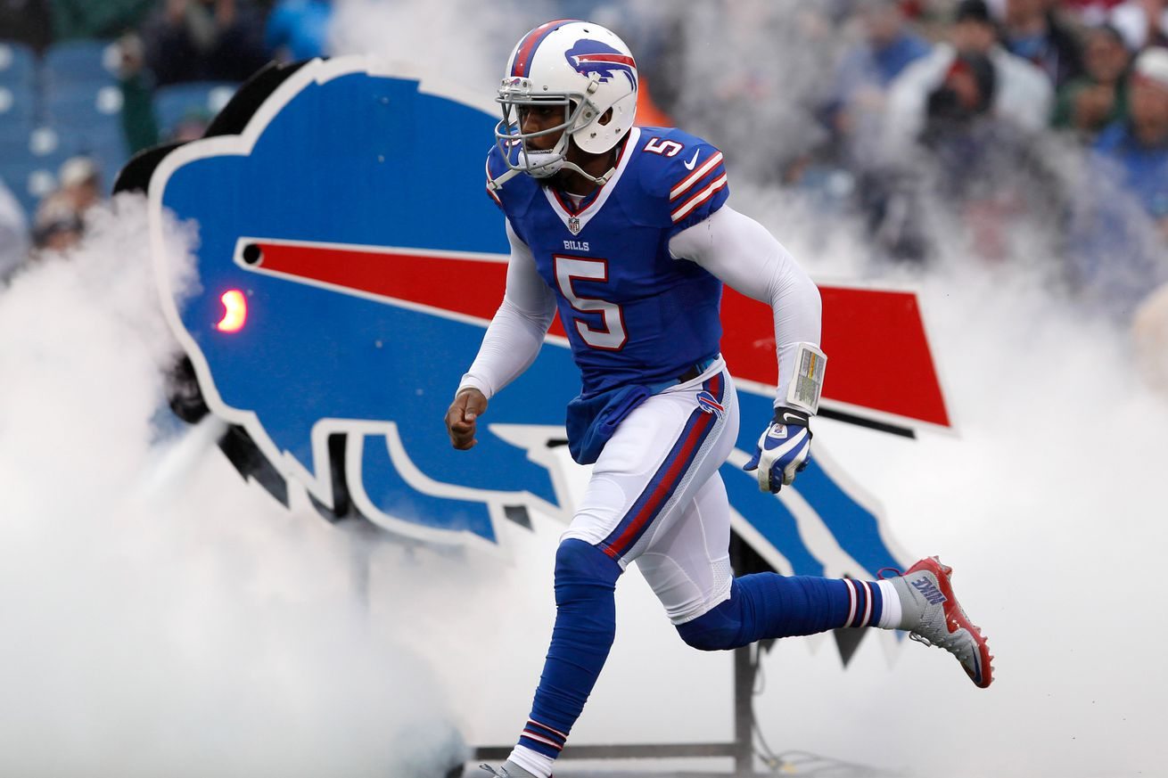 Report: Tyrod Taylor extension could come during the season