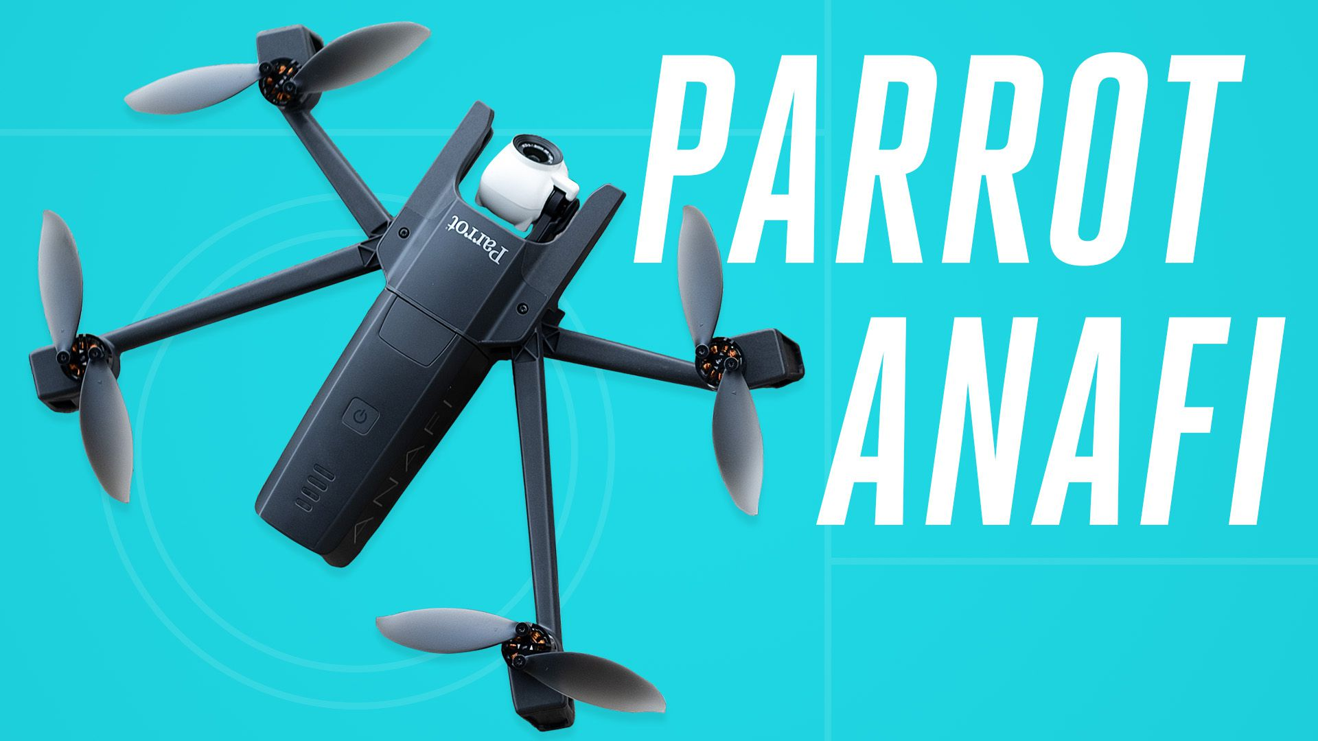 4a15bc64197 Parrot Anafi drone review: flying high, but falling short - The Verge