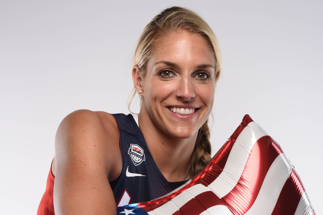 WNBA Star Elena Delle Donne I'm Engaged ... To A Woman!