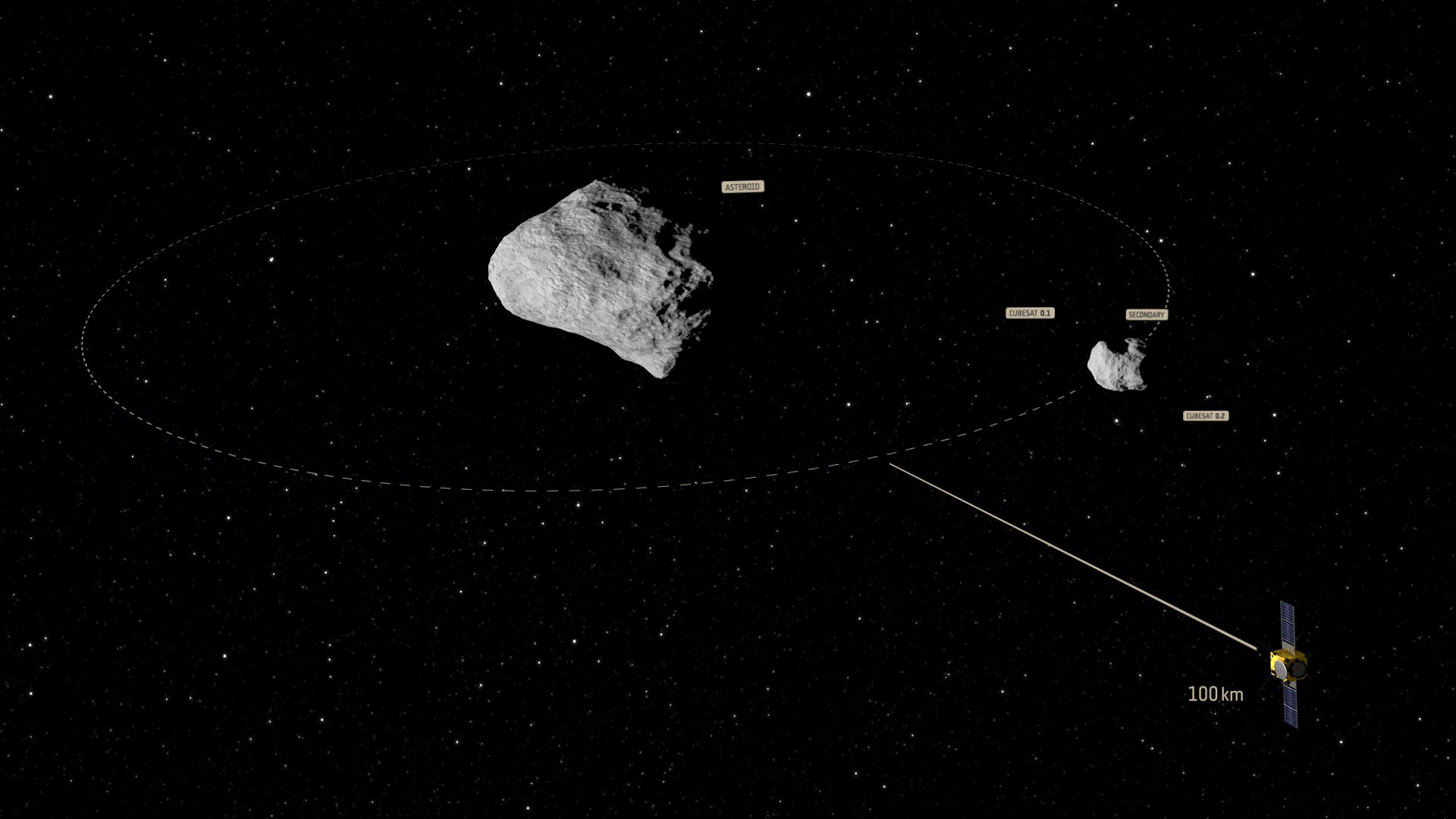asteroid in space blowing up - photo #44