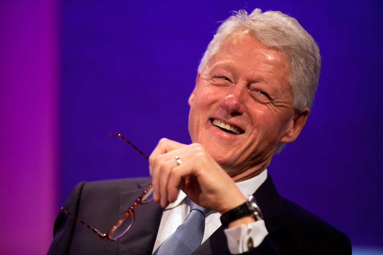 Bill Clinton: Hillary Clinton Is the Real Deal 'Change-Maker'