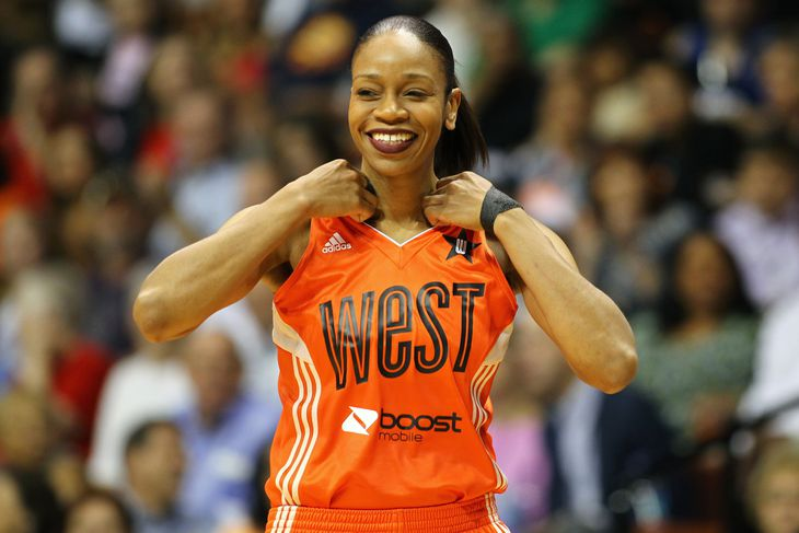 WNBA legend Tina Thompson hired by Texas - Swish Appeal