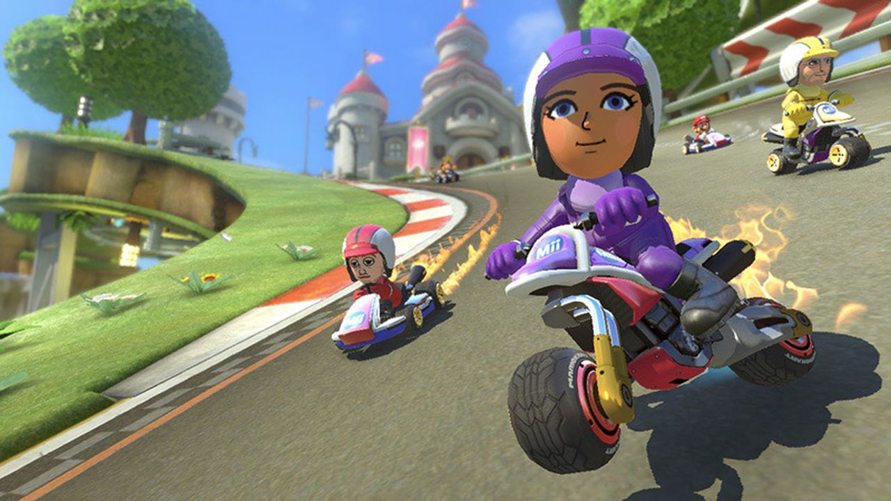 mario kart 8 amiibo support unlocks new costumes for your