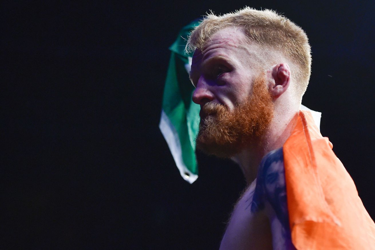 Paddy Holohan on sudden retirement: It feels like a death burial