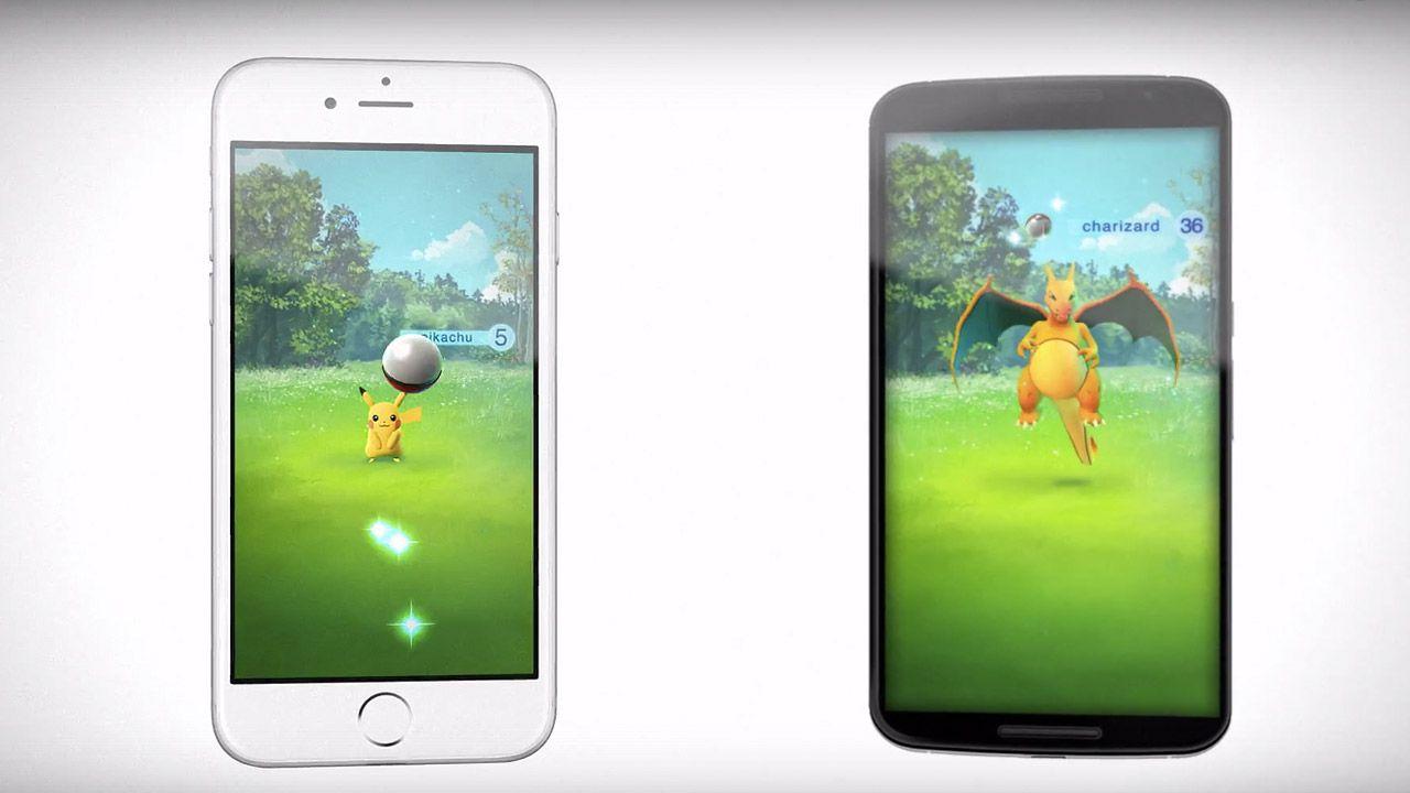 اللعبه التى يتحدث عنها الجميع Pokemon Go v0.29.0 مجانيه coobra.net