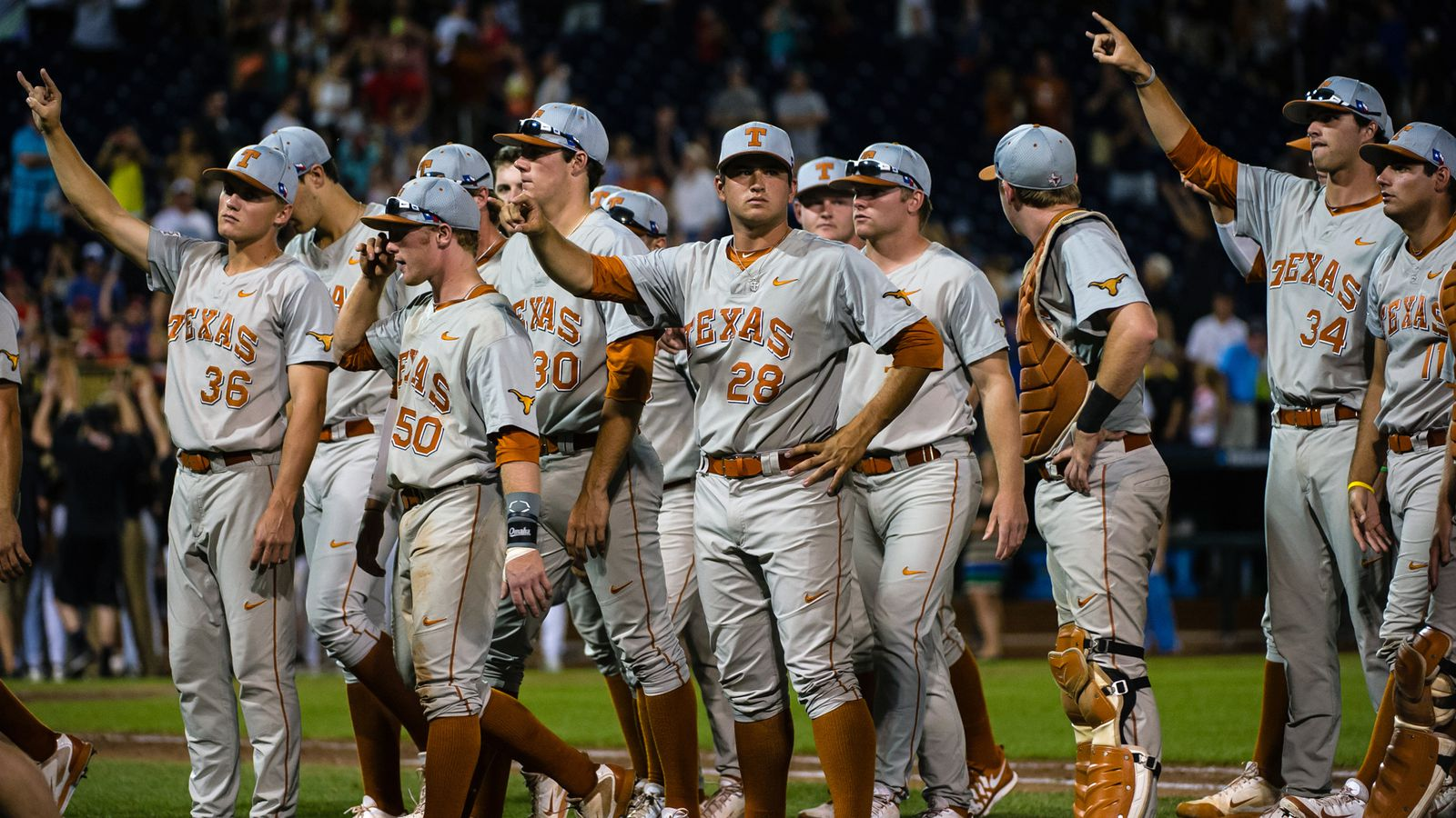 Longhorns baseball loses to texas state 3 2 burnt orange nation