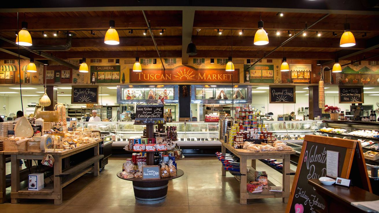 Tuscan Kitchen Market Will Expand To The Seaport District Eater Boston