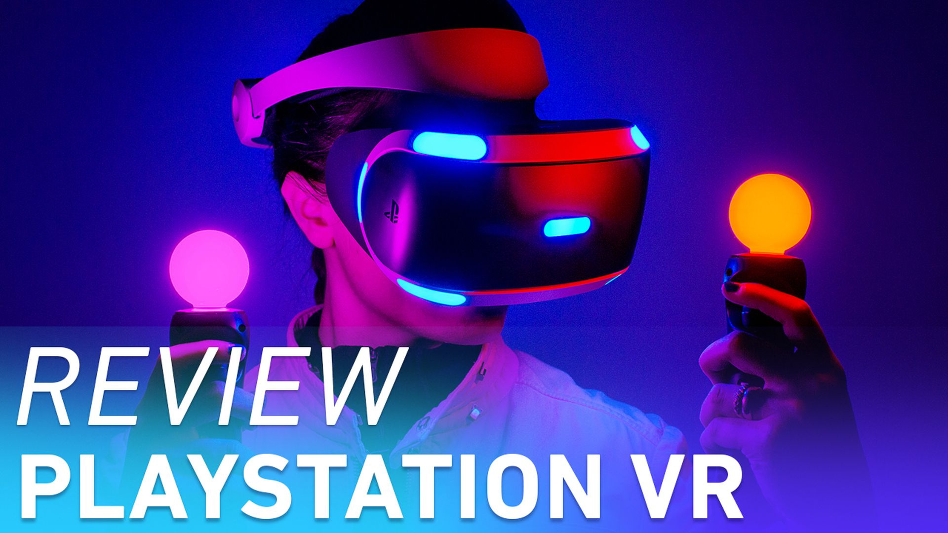 PlayStation VR review: When good enough is great - The Verge
