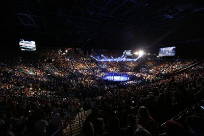 community news, Report: UFC looking into obtaining naming rights for new Las Vegas arena