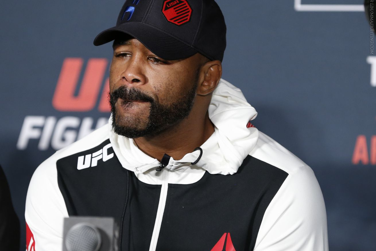 UFC on FOX 19 Aftermath: On Rashad Evans and losing it