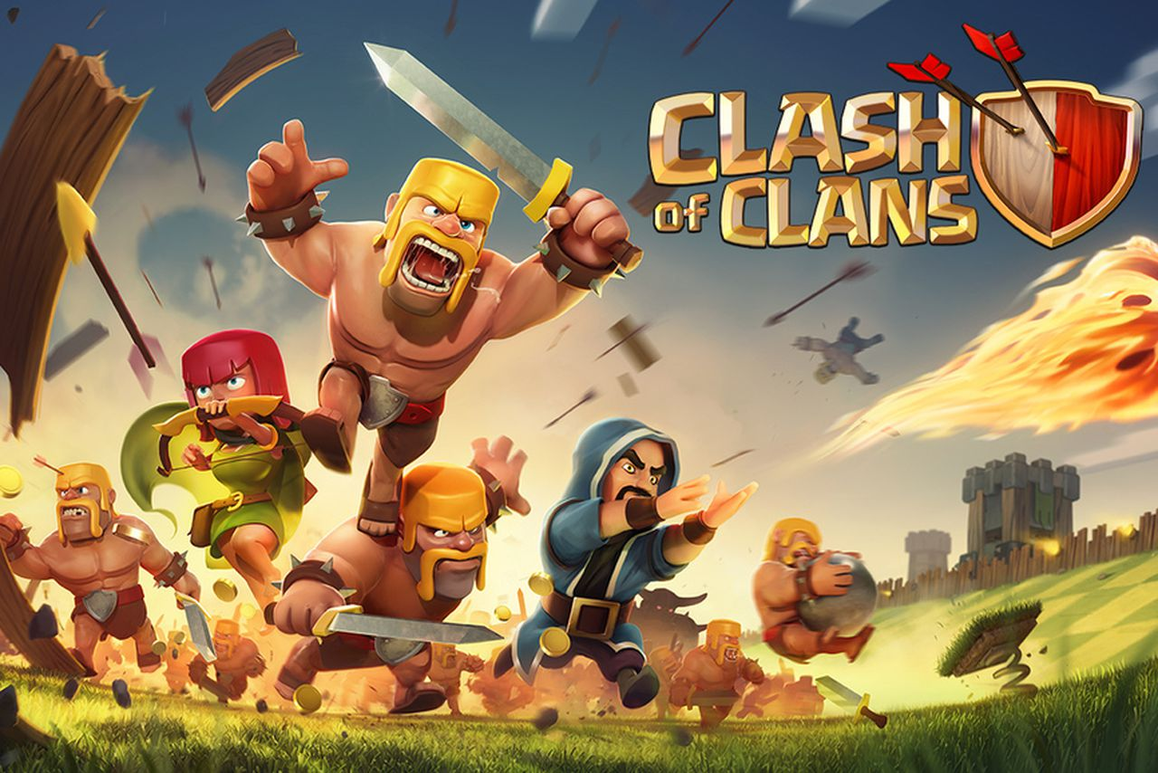 Tencent Buys 'Clash Of Clans' Game Maker Supercell From SoftBank