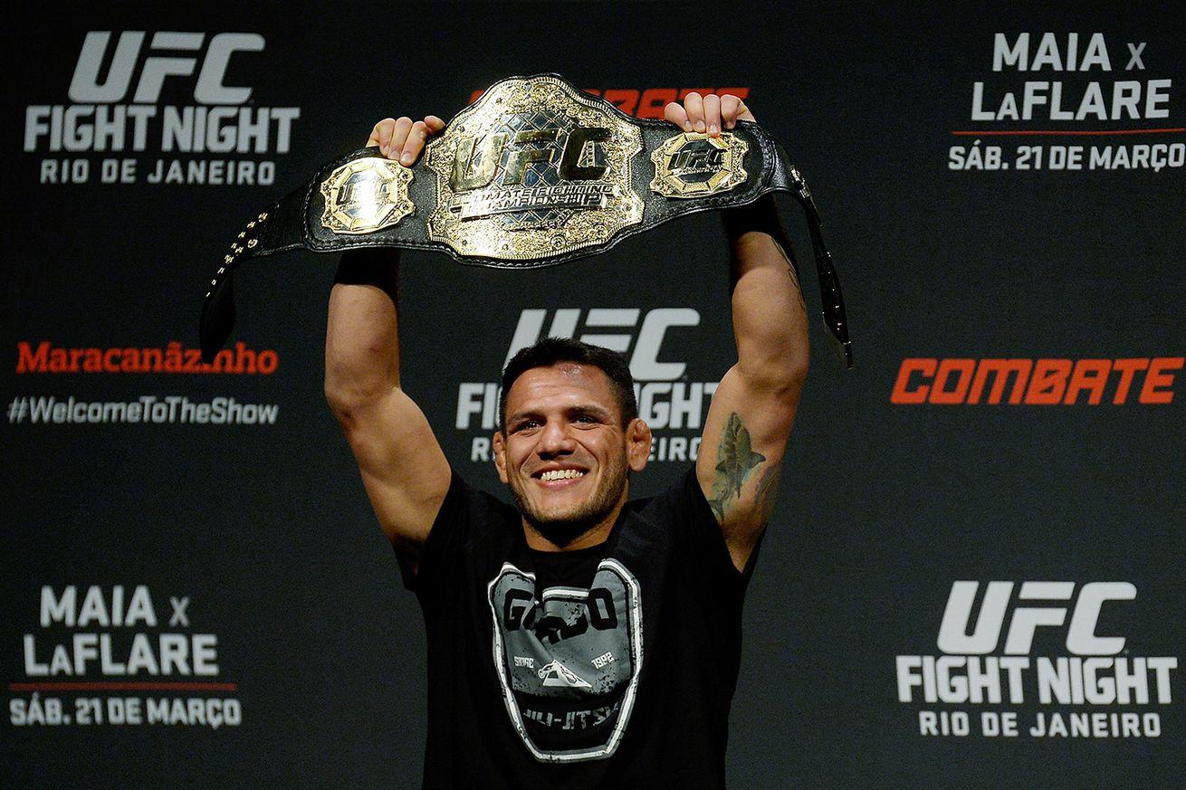 community news, Rafael dos Anjos to defend title against Eddie Alvarez on UFC Fight Pass