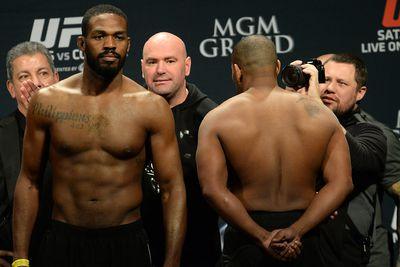 community news, Jon Jones takes a shot at UFC champ Daniel Cormier, DC tells him to grow up