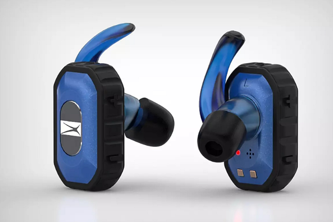these ugly wireless earbuds tell you where you lost them the verge. Black Bedroom Furniture Sets. Home Design Ideas
