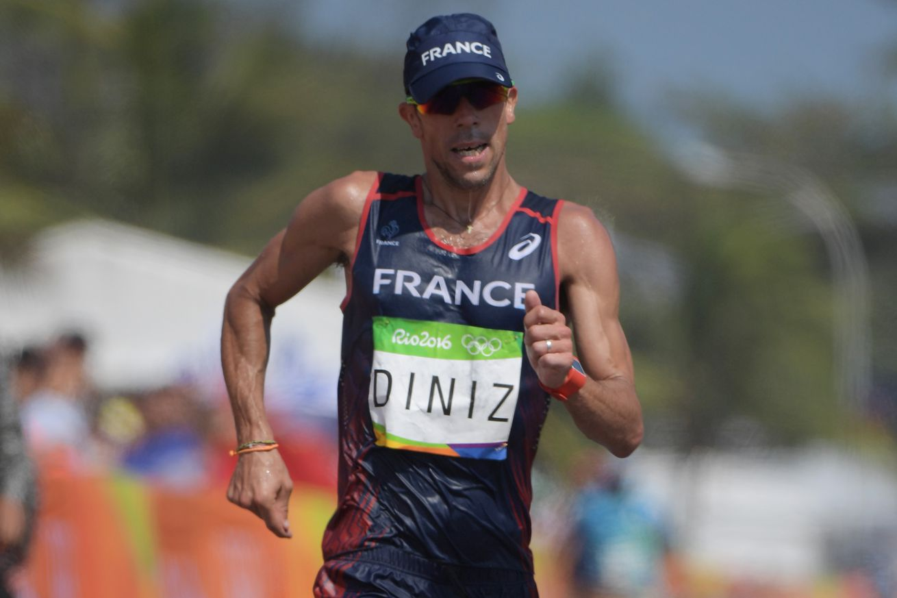 Olympic Race Walker Poops Himself Midrace, Collapses, Still Places Eighth