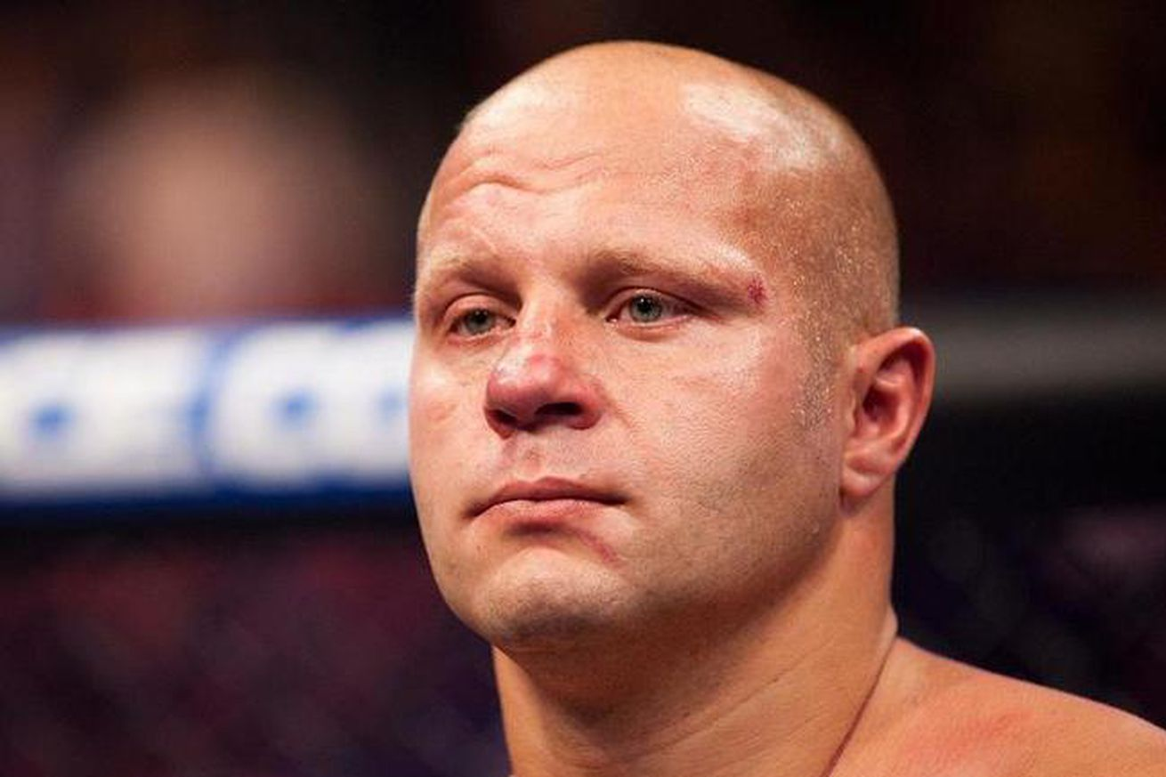 Alistair Overeem: Fedor Emelianenko took easy route, cant be considered greatest of all time