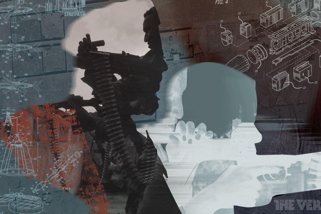 Secret War - Magazine cover