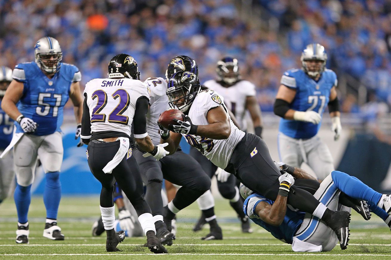 Watch: Ravens vs. Lions Preview