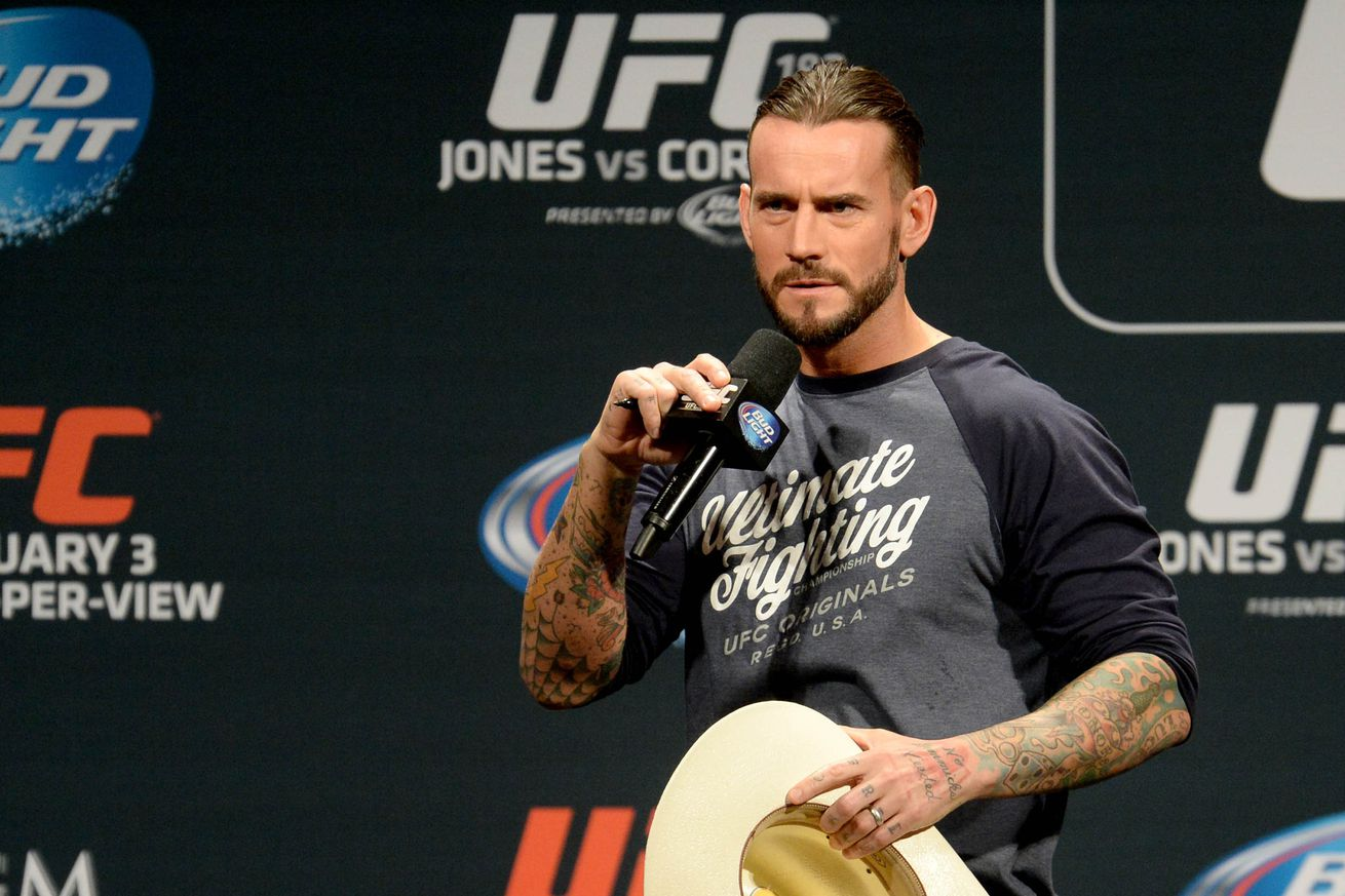 community news, Mickey Gall on CM Punk UFC fight: I get to beat up a superstar