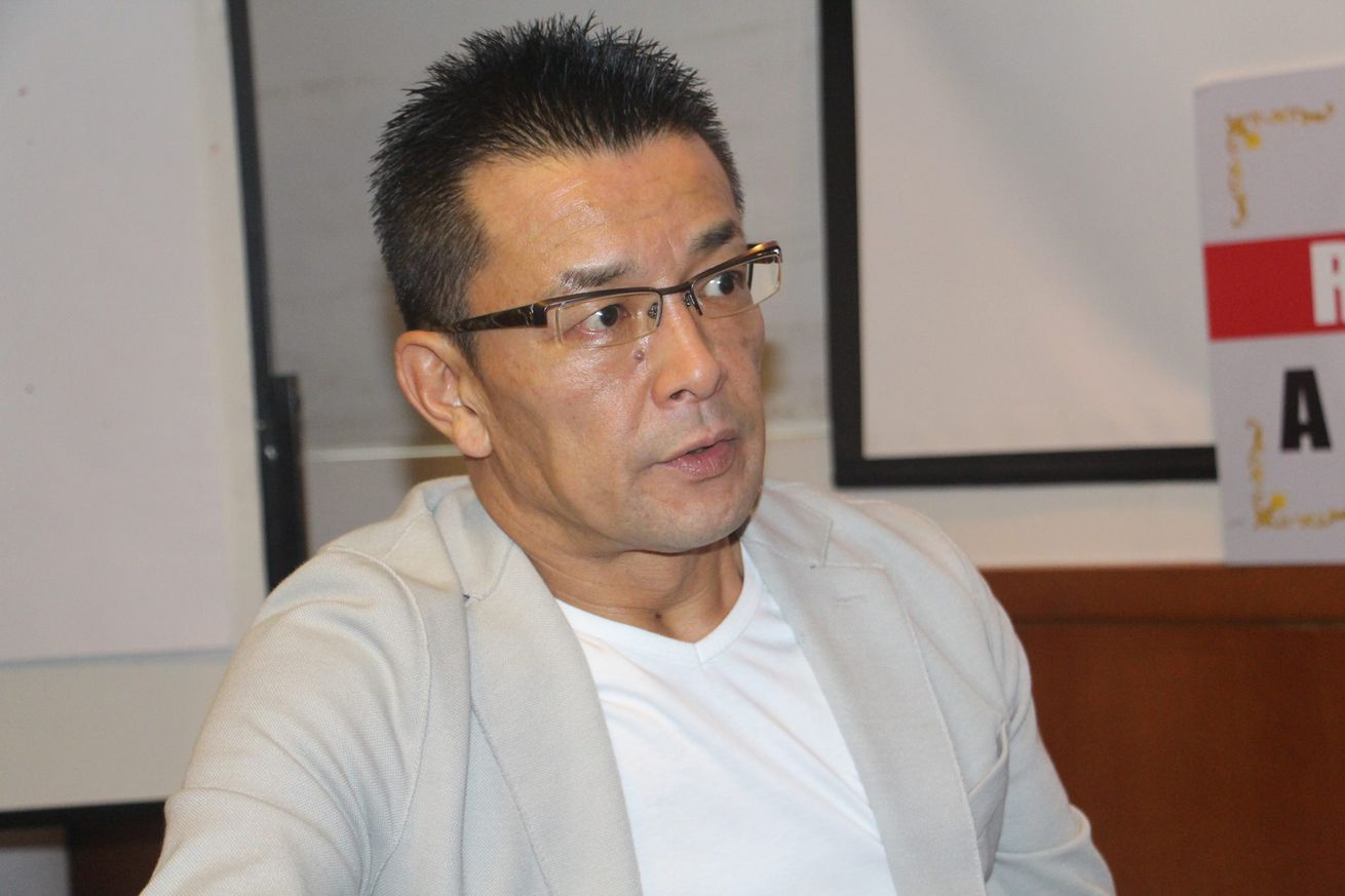 RIZIN CEO Nobuyuki Sakakibara says company will promote in America at the right time