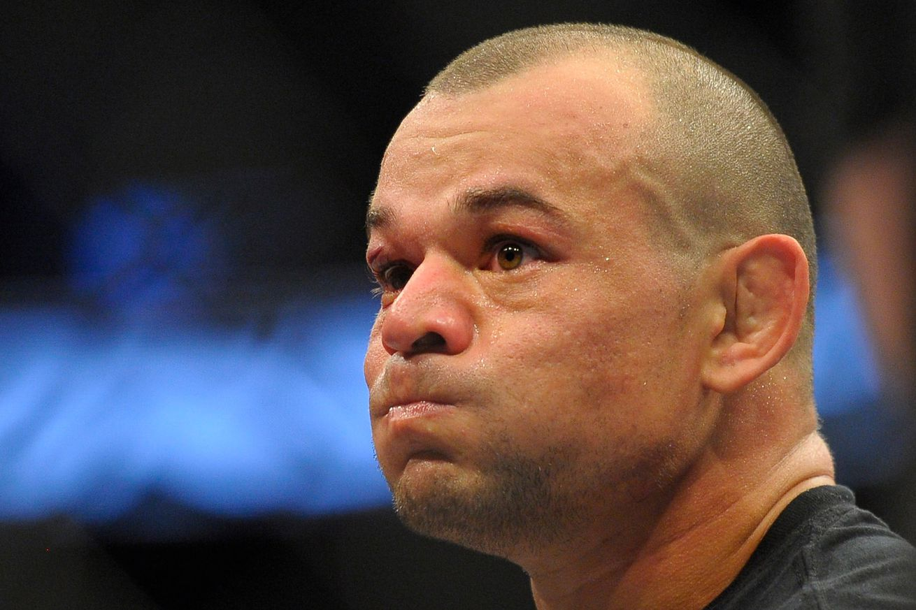 community news, UFC lightweight Gleison Tibau ends USADA appeal, agrees to two year suspension