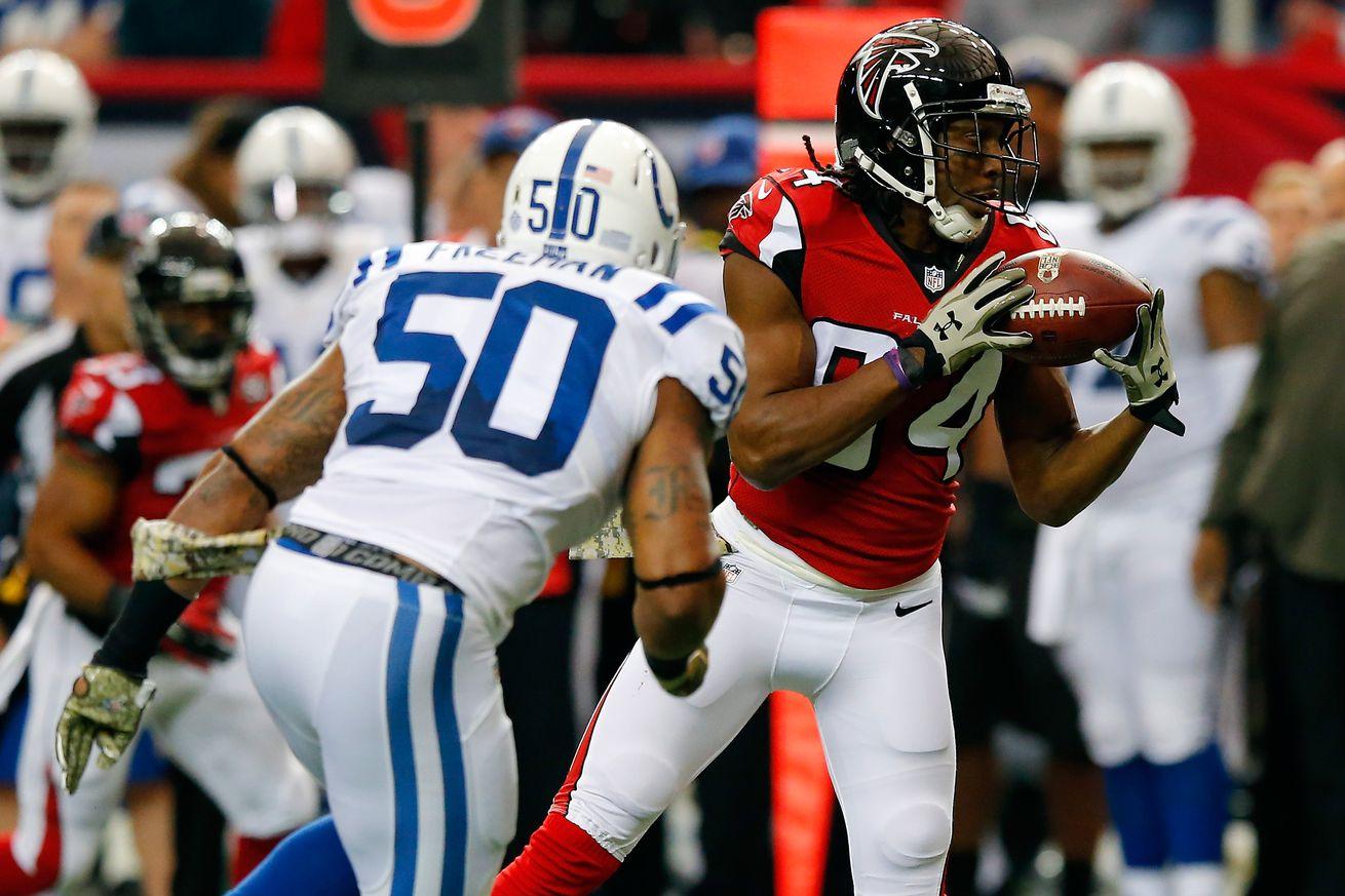 Jerseys NFL Sale - Colts inside linebacker Jerrell Freeman week to week with ...