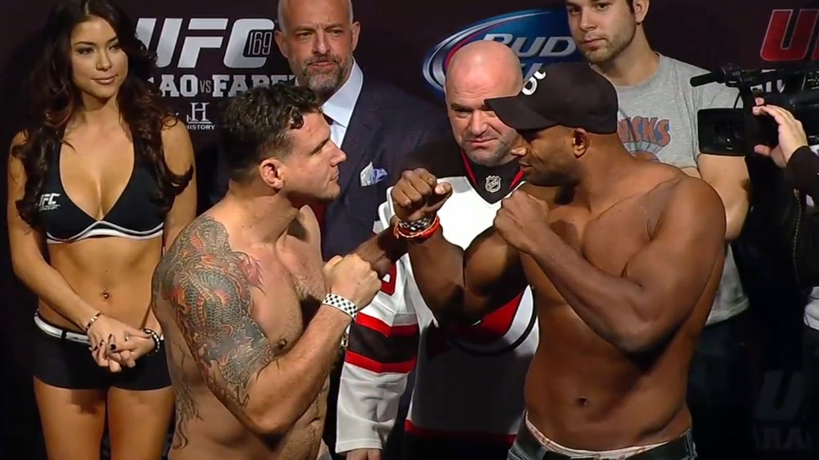 Video Mir vs Overeem Frank Mir vs Alistair Overeem