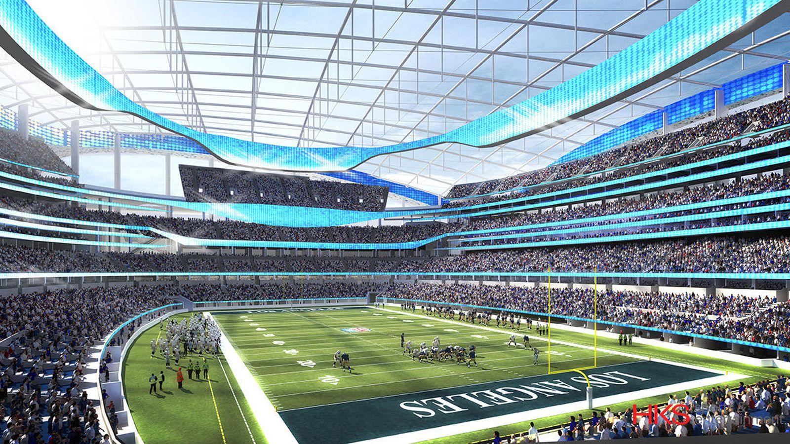 Rams Stadium Negotiations Kroenke Meets With Governor