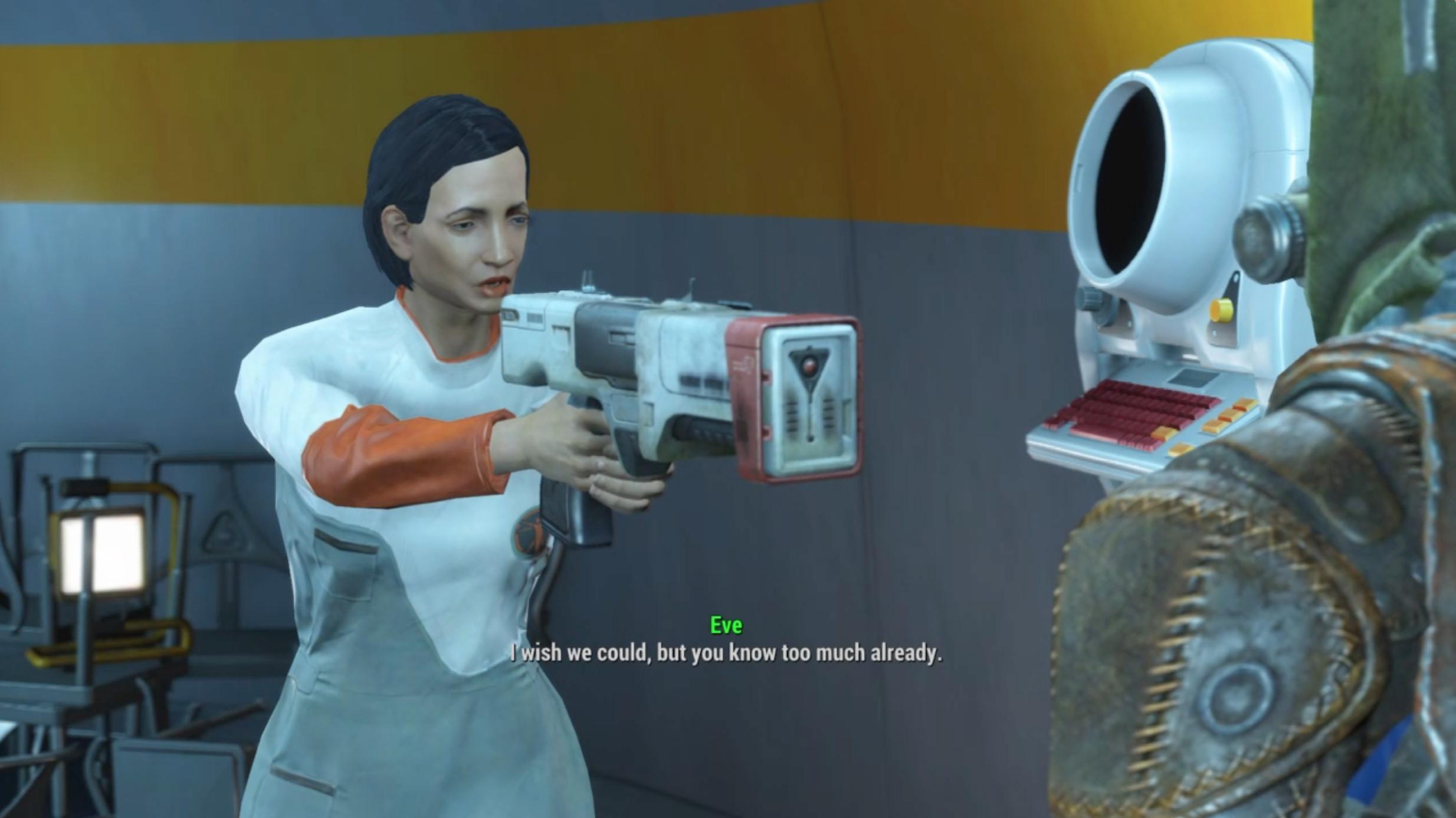Fallout 4 tradecraft optional