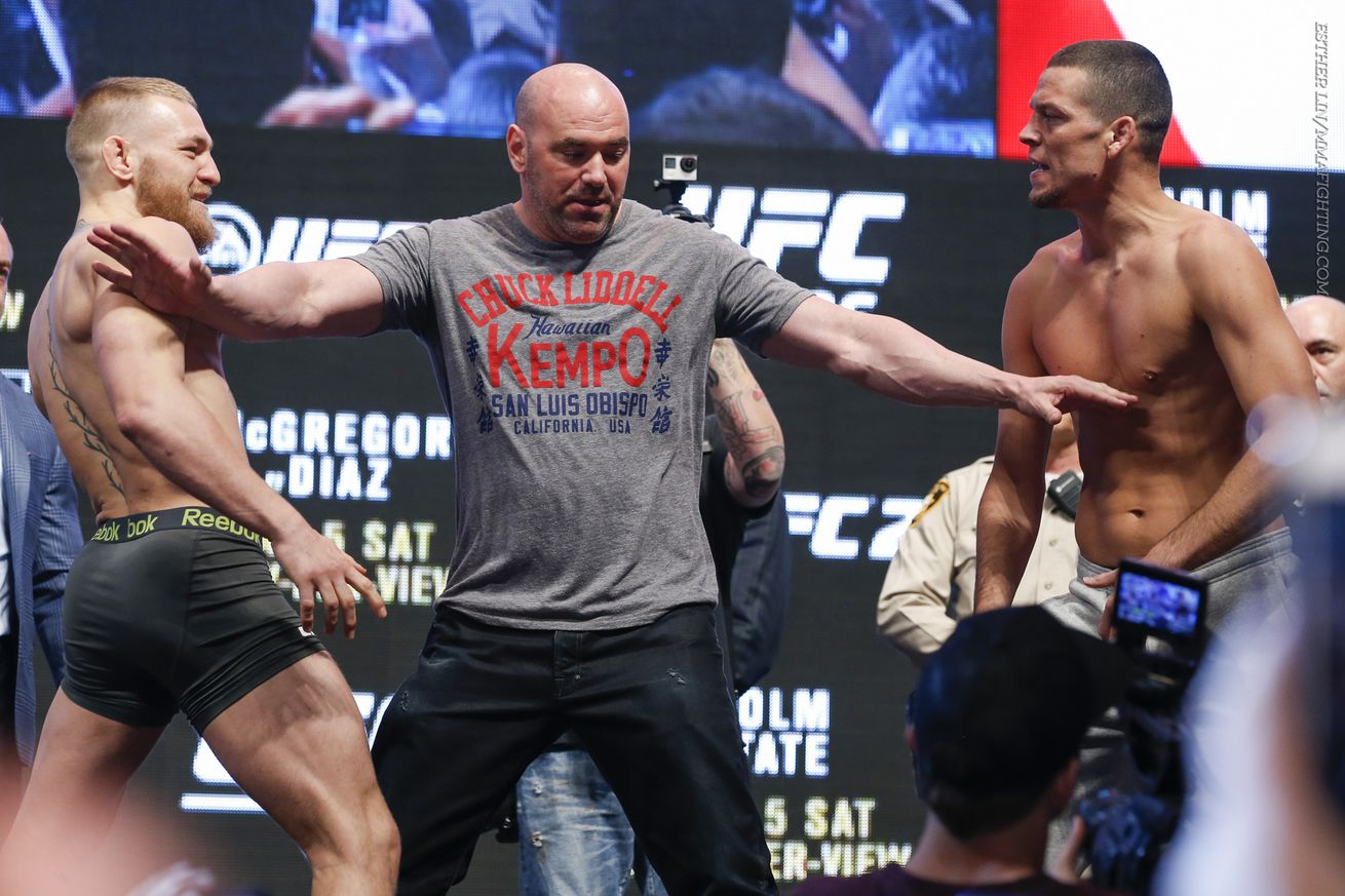 community news, Dana White: Conor McGregor vs. Nate Diaz set to be massive financial success