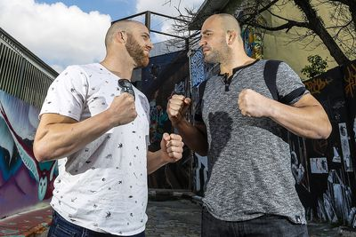 Glover Teixeira wants to test Patrick Cummins' chin at UFC Fight Night 77