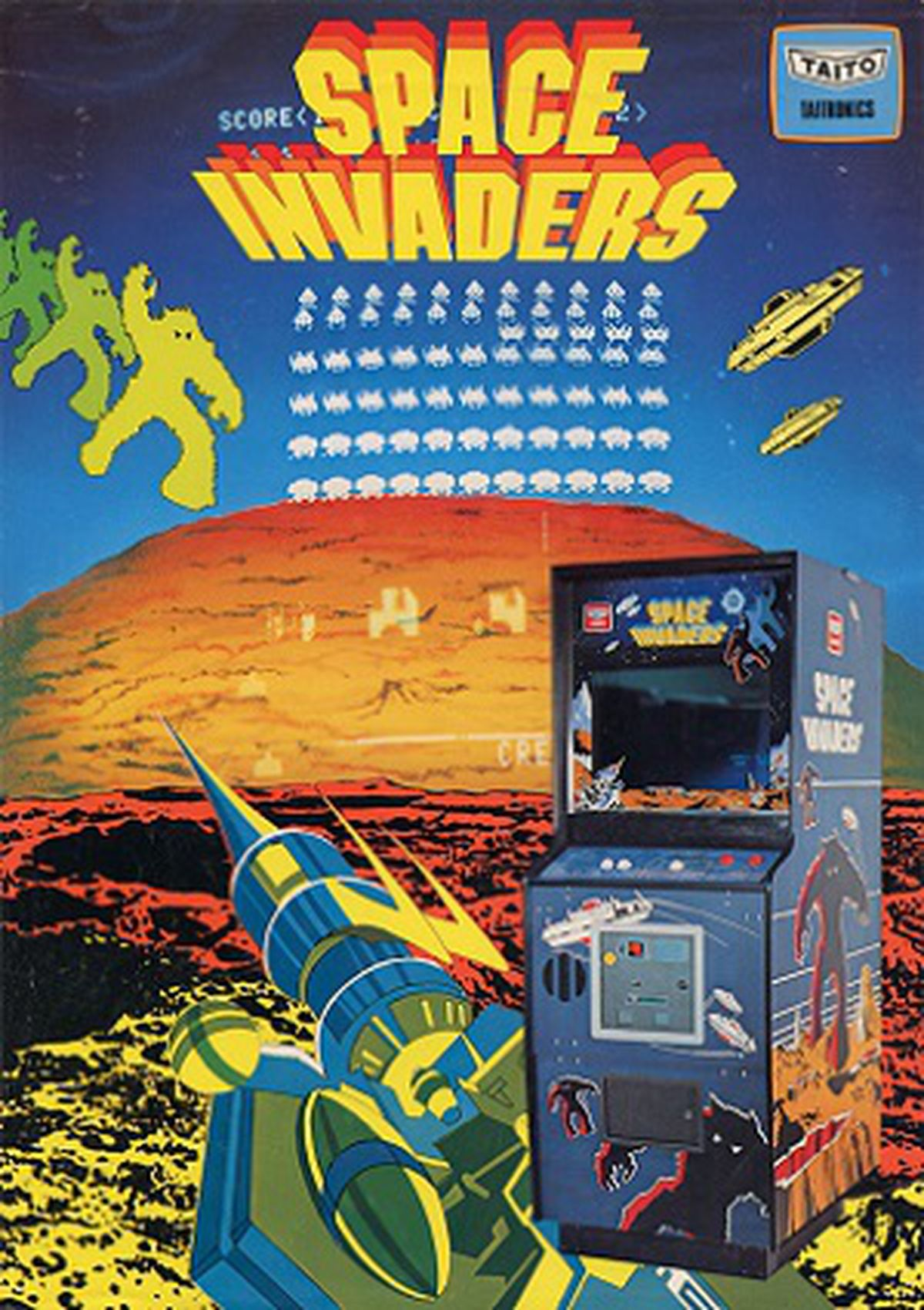 Cigarettes, Space Invaders and the birth of the game watch