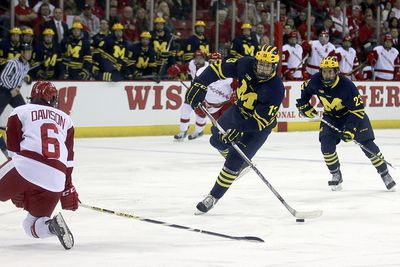 BIG10: Eye On The Future - Zach Werenski, Michigan