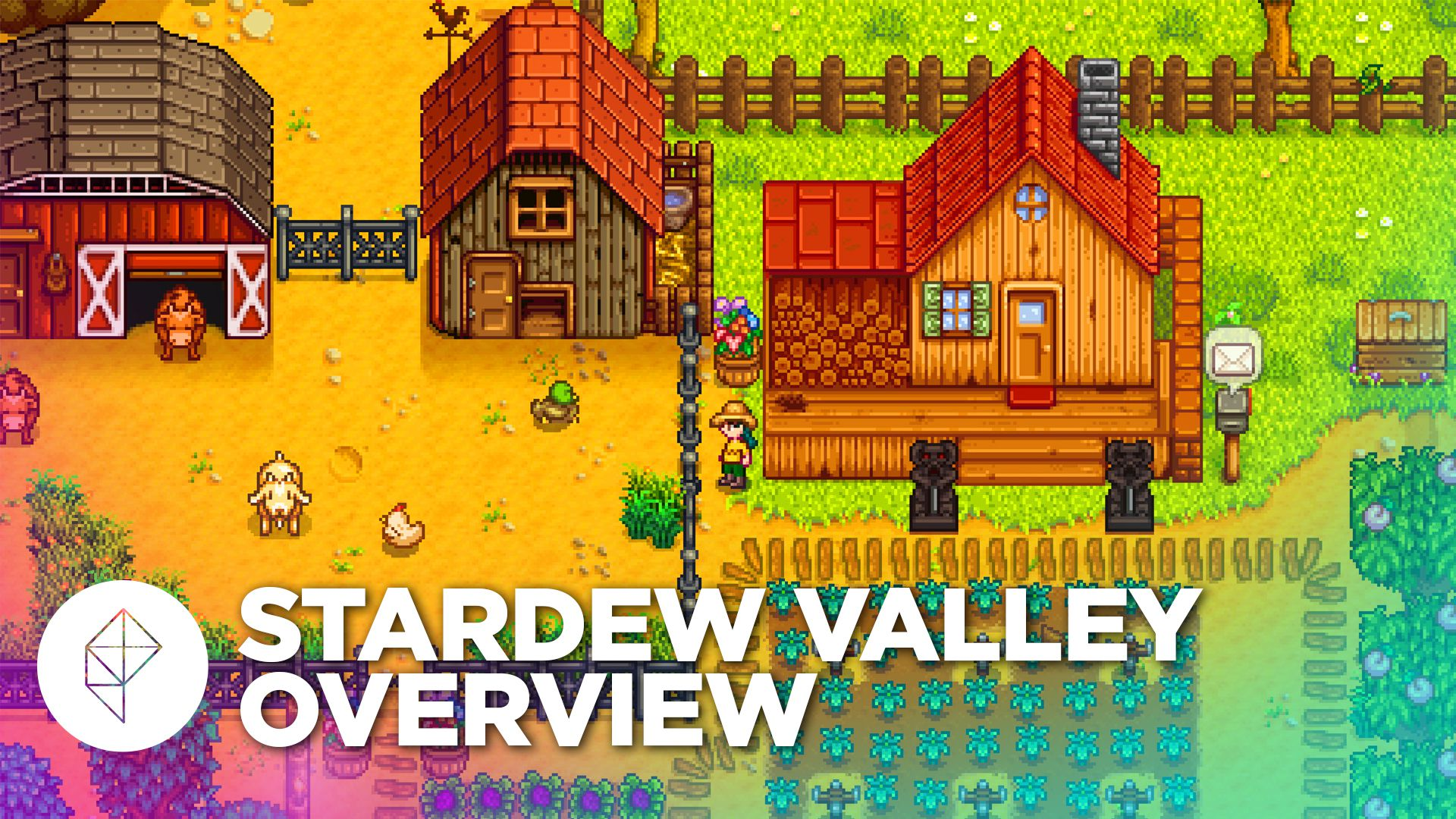 How Stardew Valley improves on the Harvest Moon formula