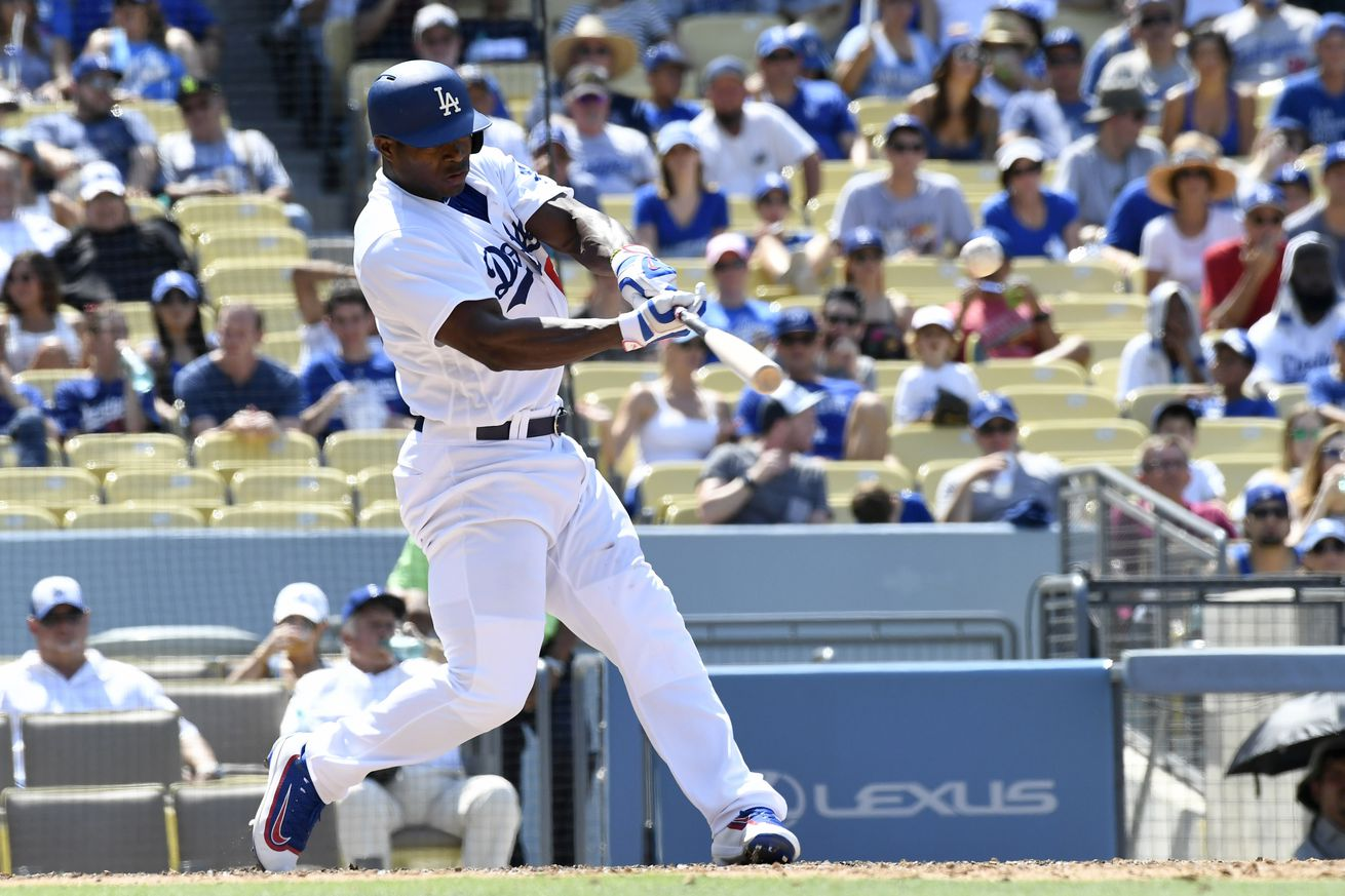 Dodgers' Yasiel Puig claimed on waivers by an unknown club