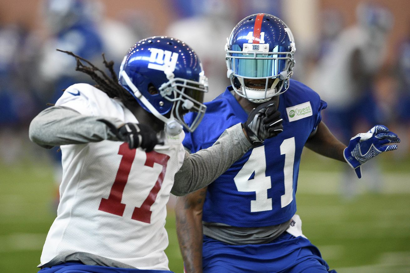"Nike jerseys for sale - Giants news, 8/5: Dwayne Harris -- Giants ""more professional"" than ..."