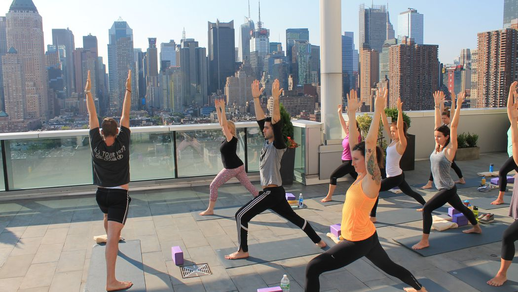 This company is making nyc rooftops the new yoga studios for 4165 woodlyn terrace york pa