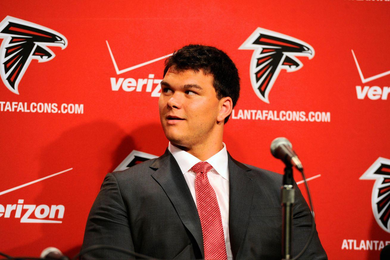cheap nfl Atlanta Falcons Jake Matthews Jerseys