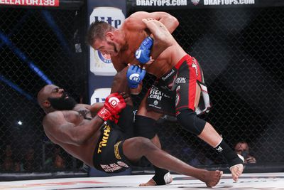 Bellator breaks ratings record by 27 percent with Kimbo Slice vs. Ken Shamrock