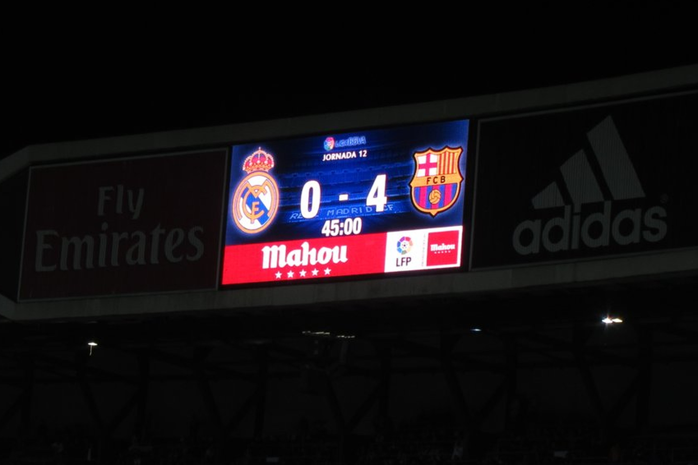 bayern real madrid 0 4