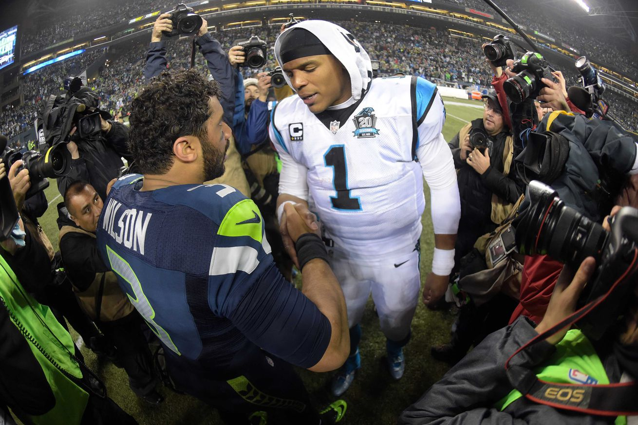Is Russell Wilson the NFL's best young QB?